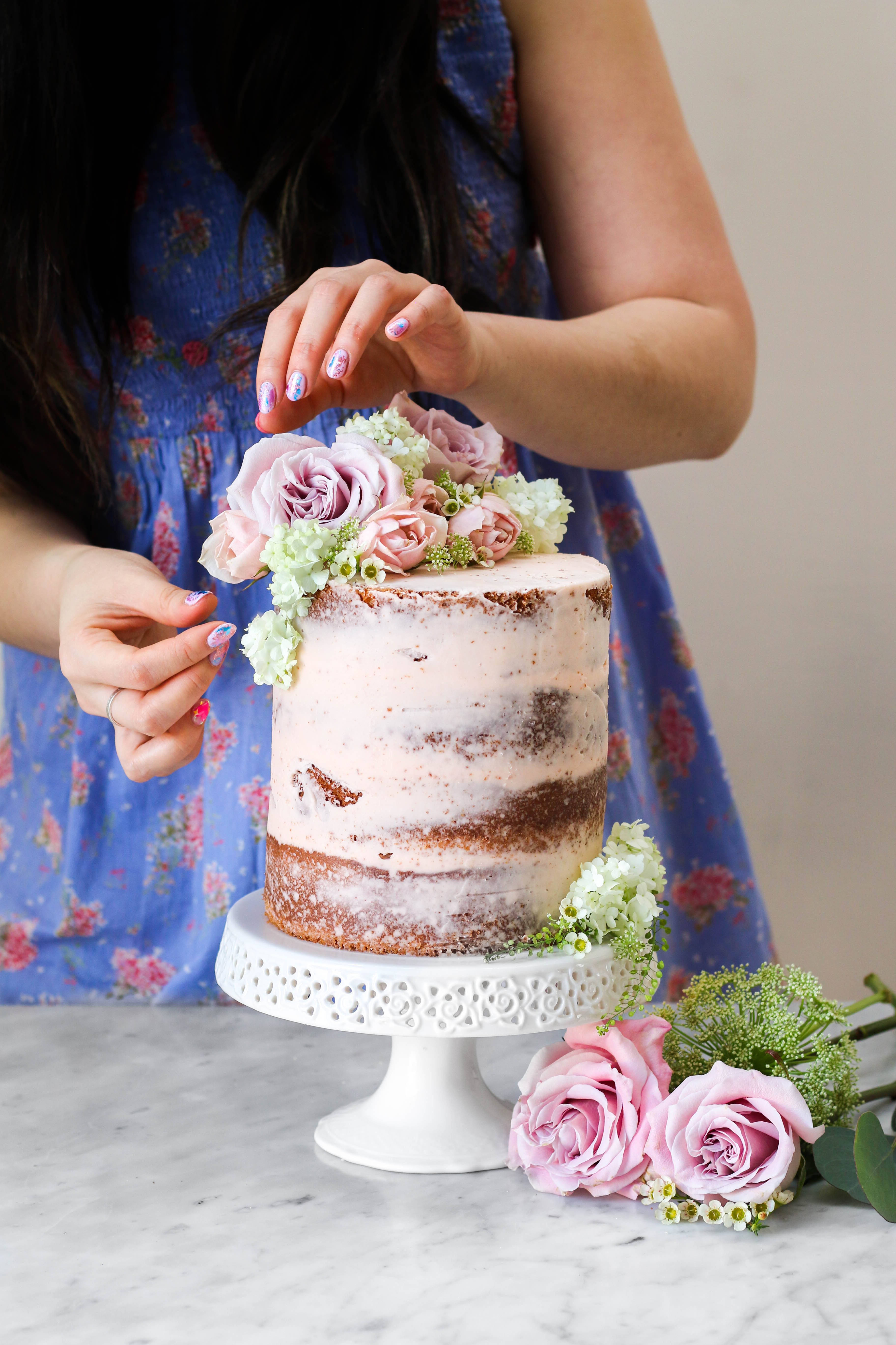 bake a wedding cake at home tutorial tuesday cakes 101 baked 11014