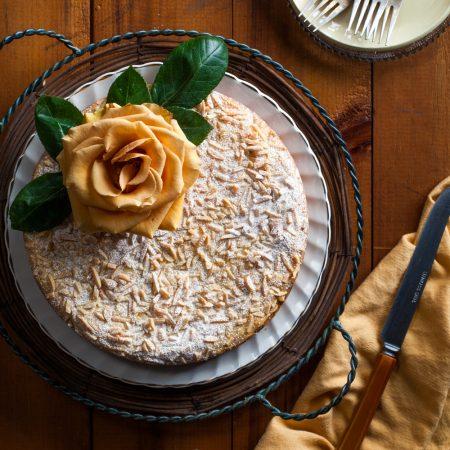White Chocolate Lime Cake Recipe