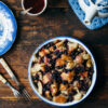 Eggless Bread Pudding Recipe Using Tea As An Ingredient