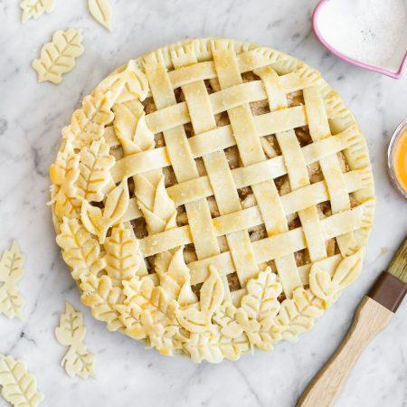 4 Easy Ways To Make Your Lattice Pie Crust More Beautiful