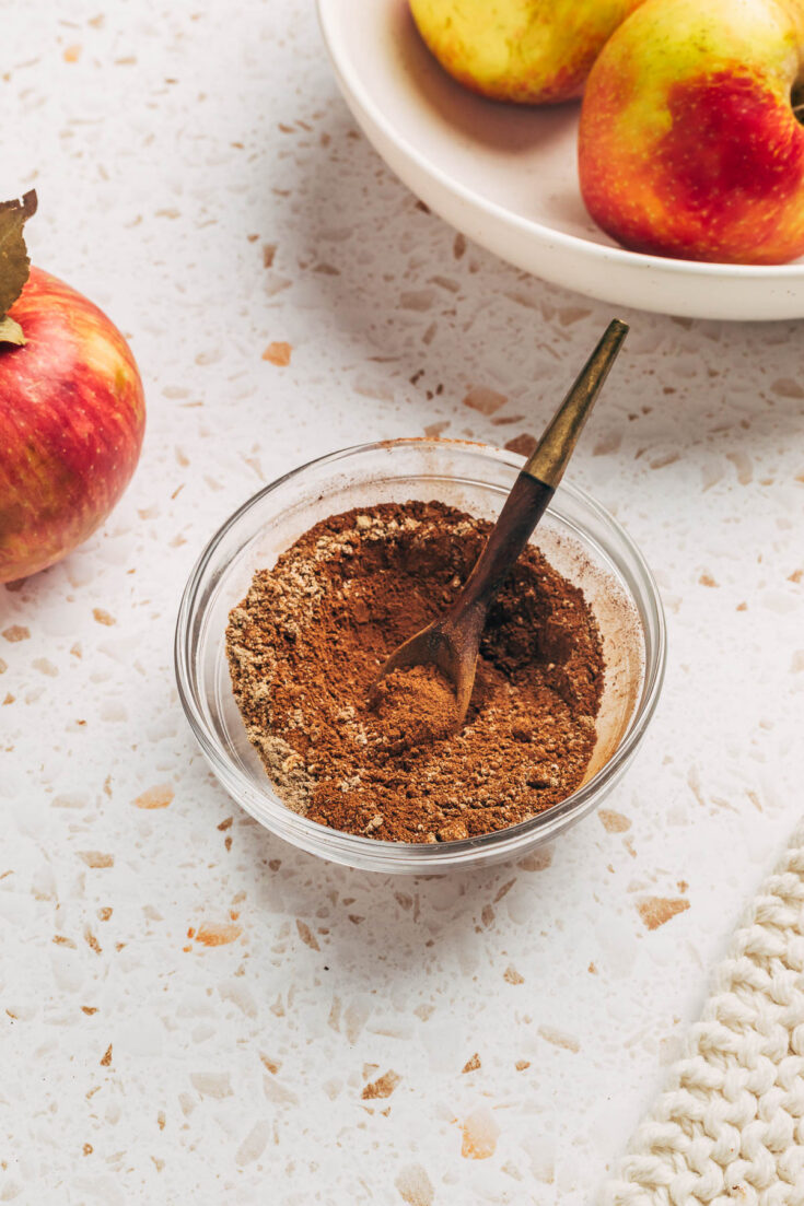 Apple Pie Spice Mix
